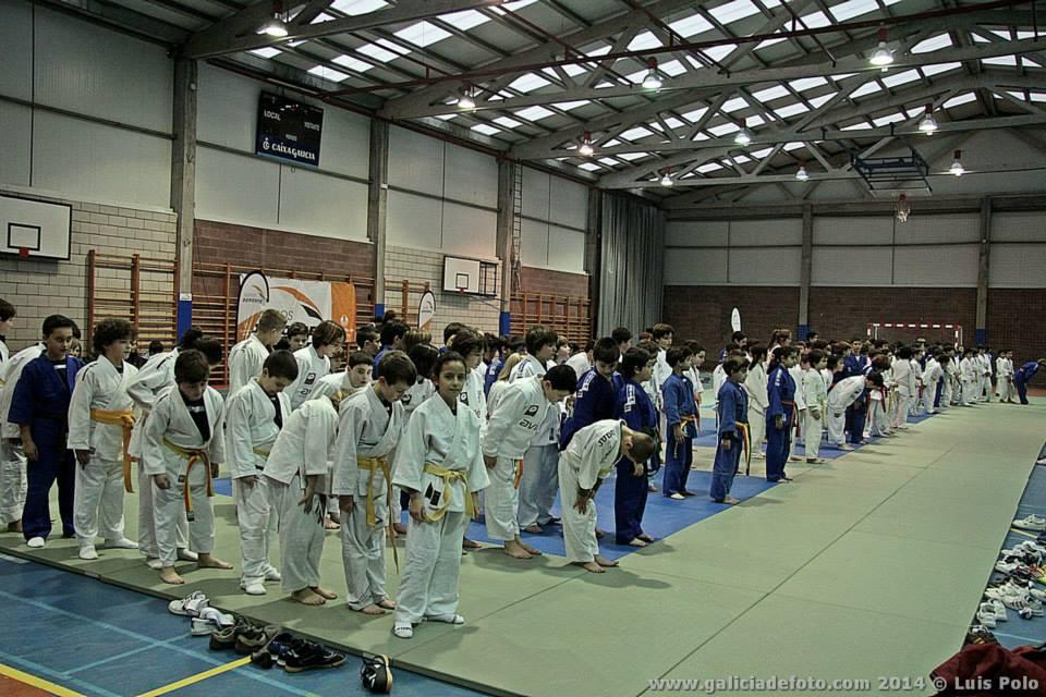 2ª Jornada de Liga de Judo Concello de Oleiros