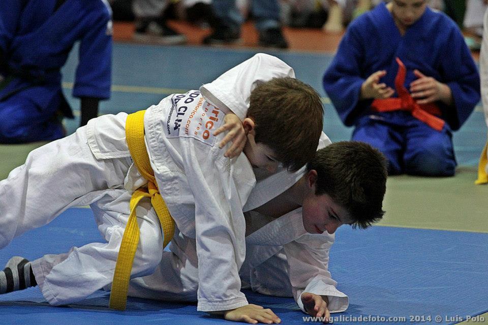 Final Liga de Judo Concello de Oleiros