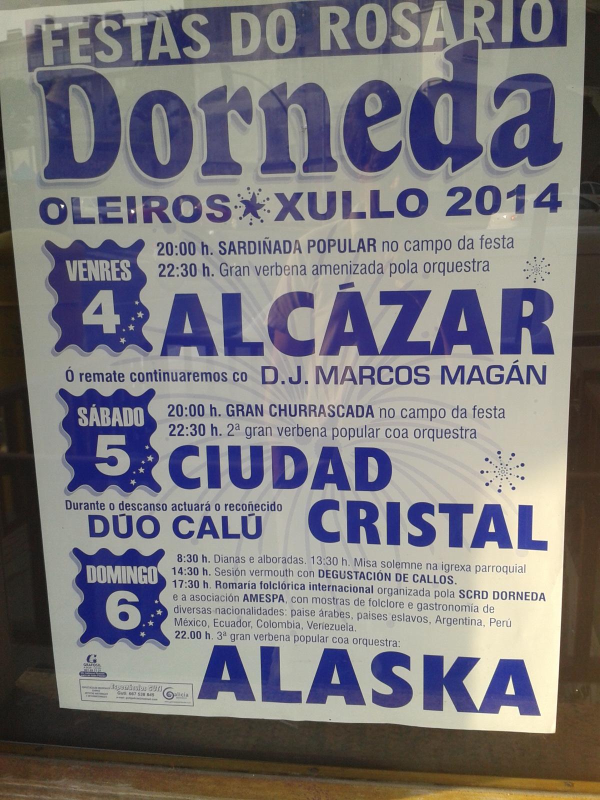 O Rosario en Dorneda