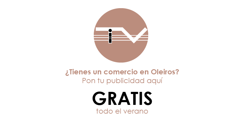 Publicidad en Oleiros TVi