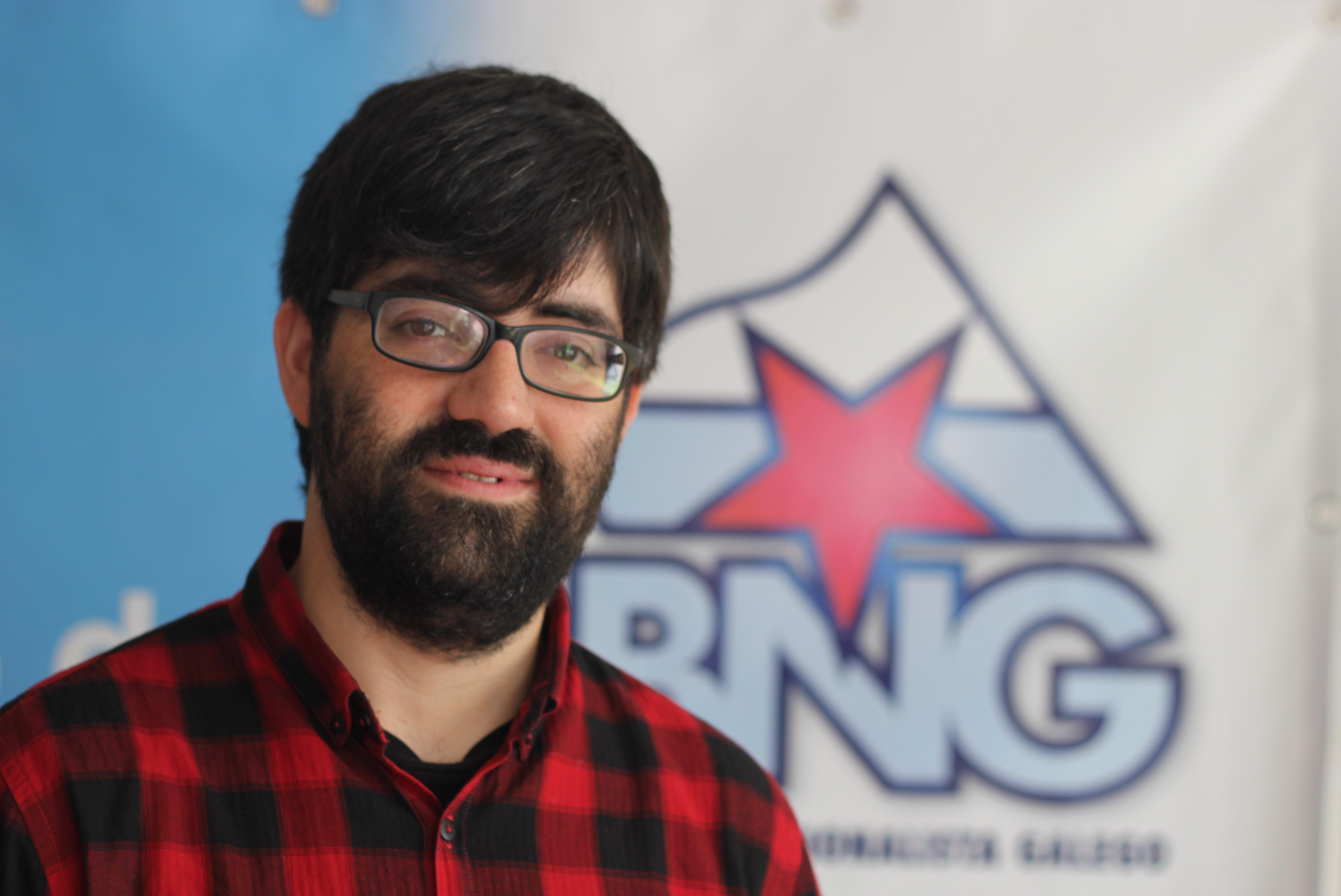 Entrevistas a los candidatos a la alcaldía: Fran Rei, candidato de BNG a la alcaldía de Oleiros