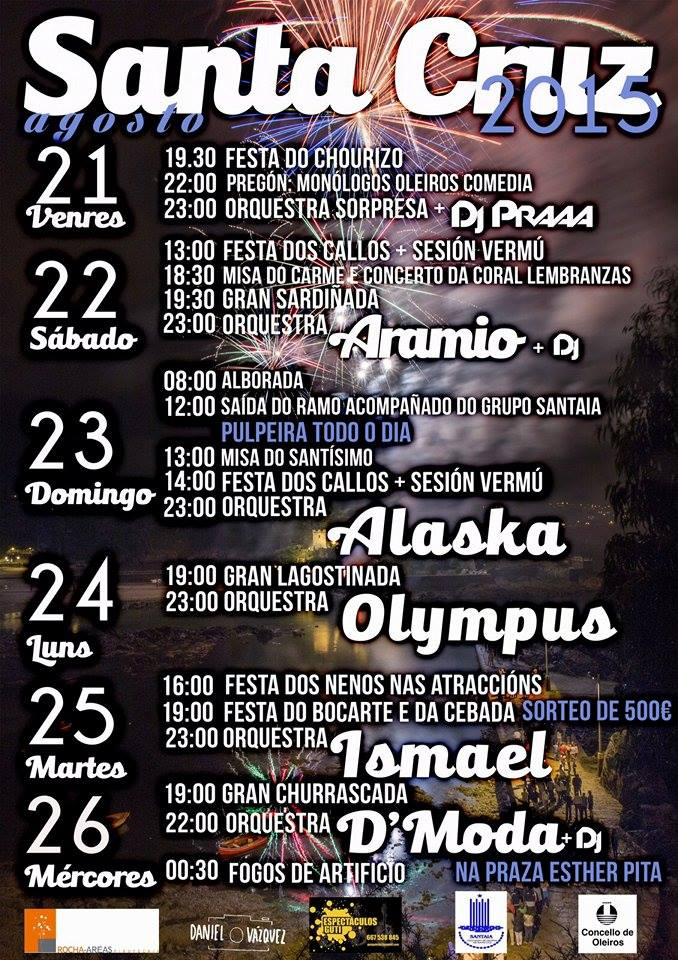 Festas de Santa Cruz 2015