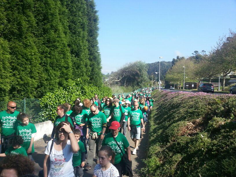 Marea Verde por la educación pública