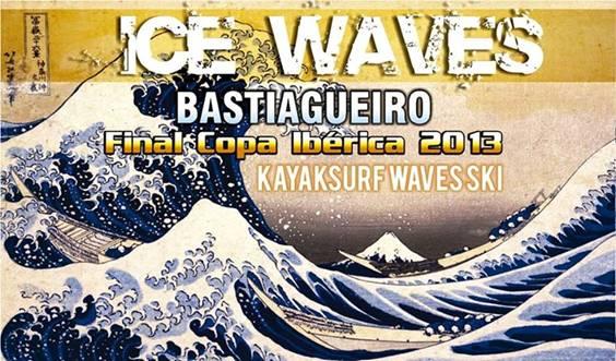 Final Copa Ibérica de Kayak Surf & Wavesski