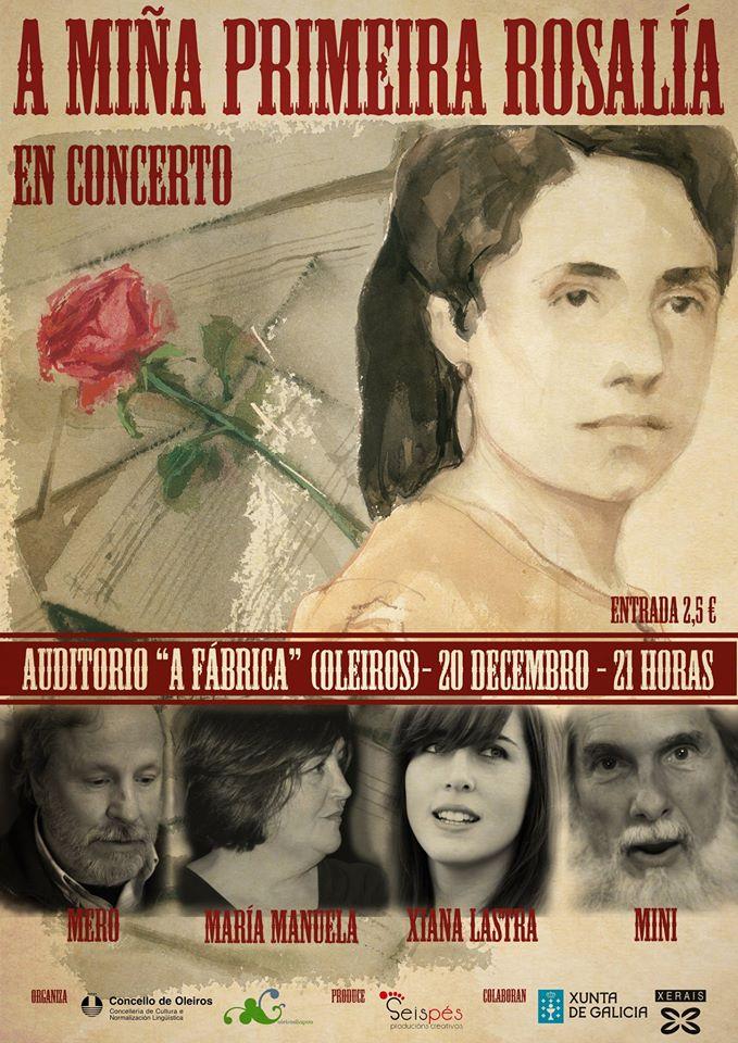 A Miña Primeira Rosalía
