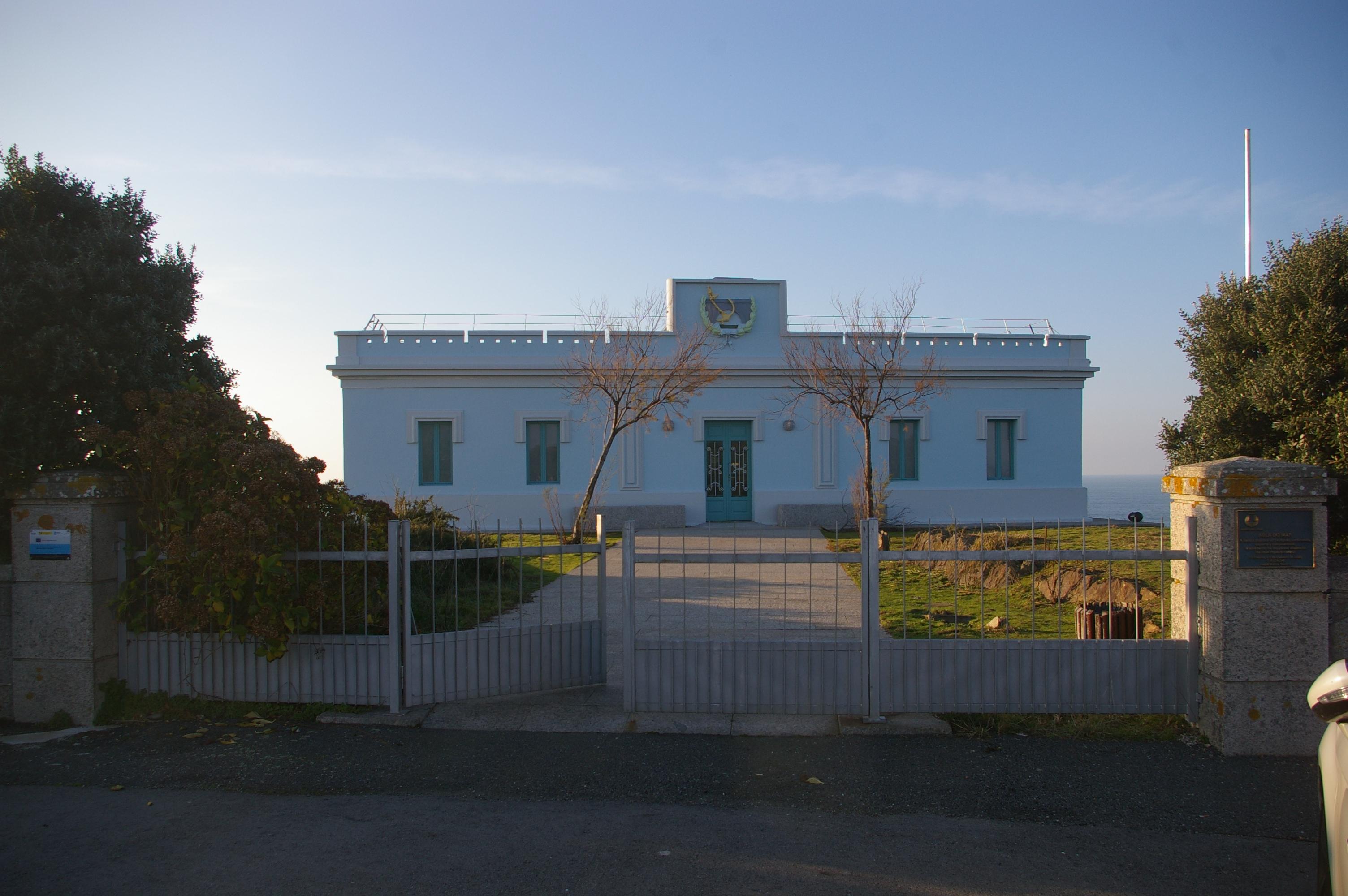 El CEIDA y la casa del farero