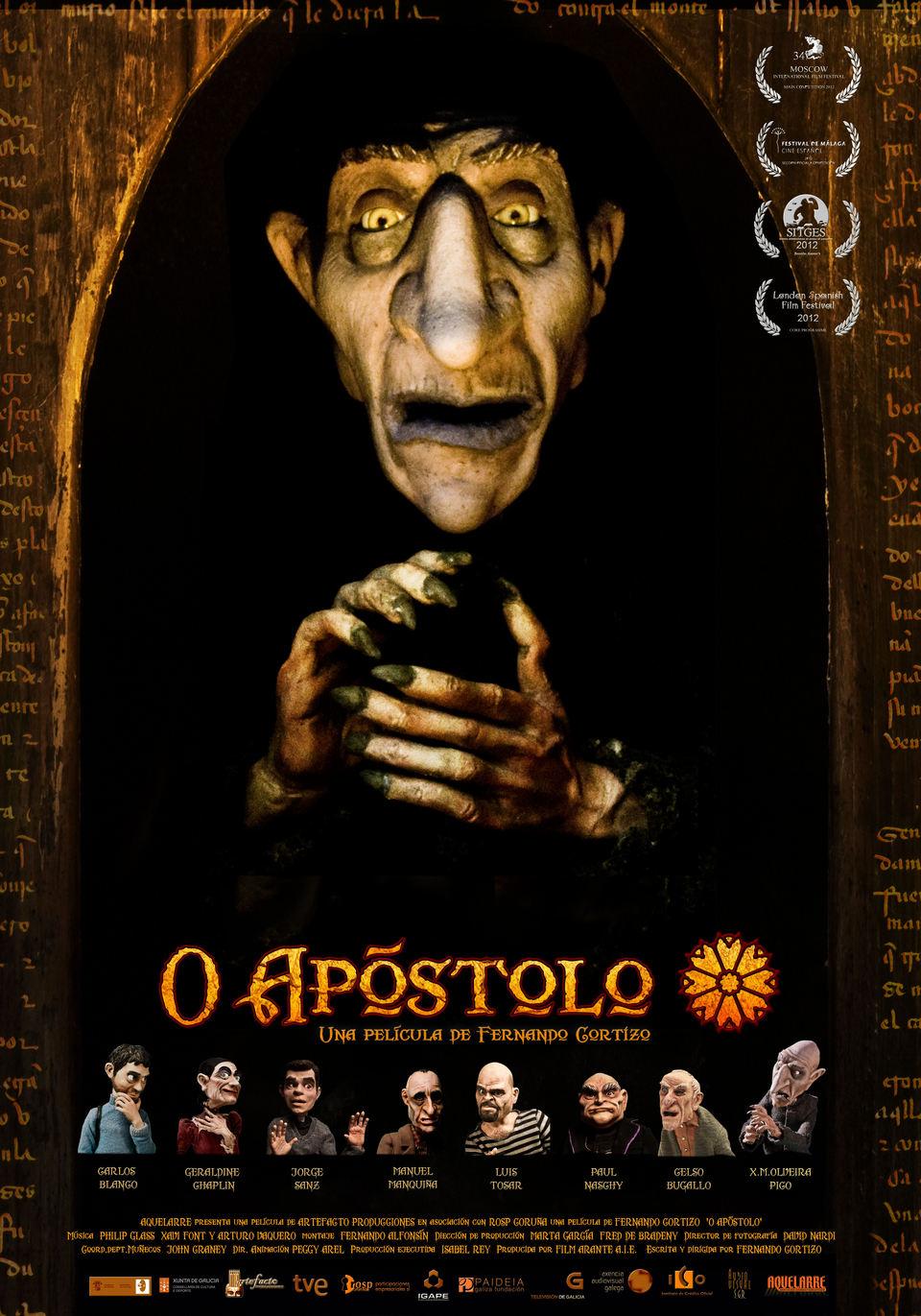 O Apostolo inaugura el ciclo de cinema