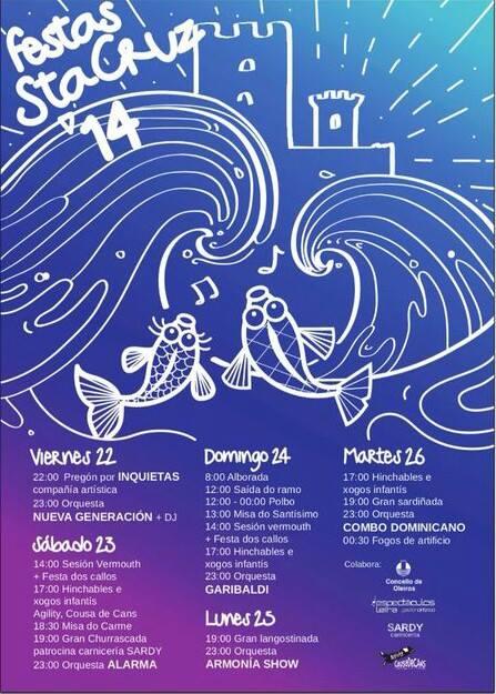 Festas Santa Cruz 2014