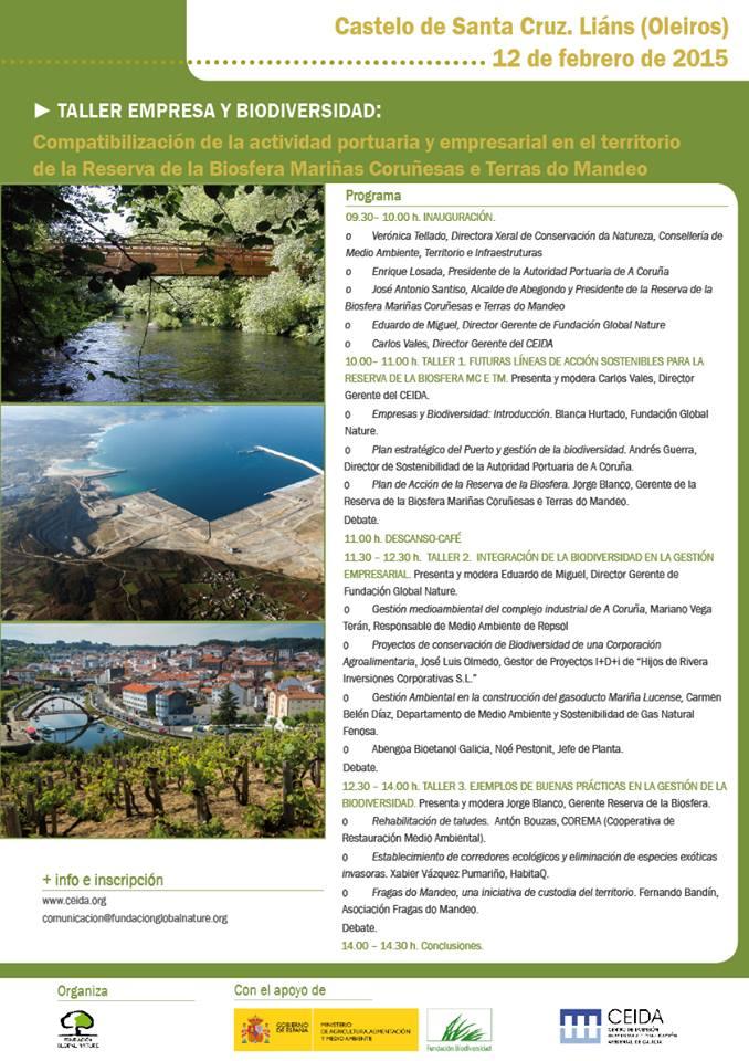 Taller Empresa y Biodiversidad