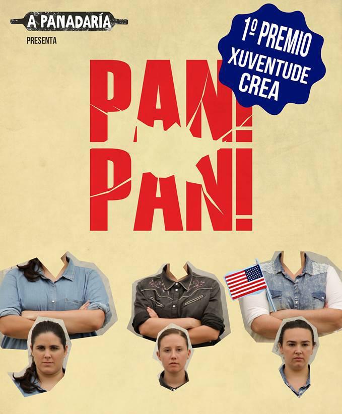 """Teatro: """"PAN!PAN!"""""""