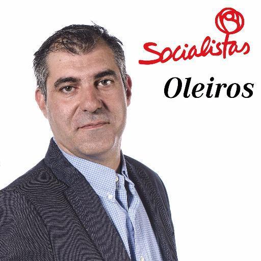Entrevistas a los candidatos a la alcaldía: 10 preguntas a Jorge Pérez, candidato del PSdeG-PSOE a la alcaldía de Oleiros